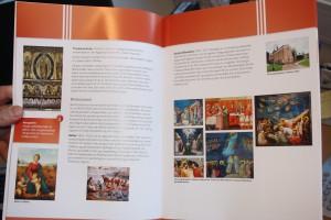 Hefte om kristen kunst, arkitektur og musikk